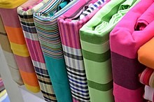 colored bed sheets are common part of bedding