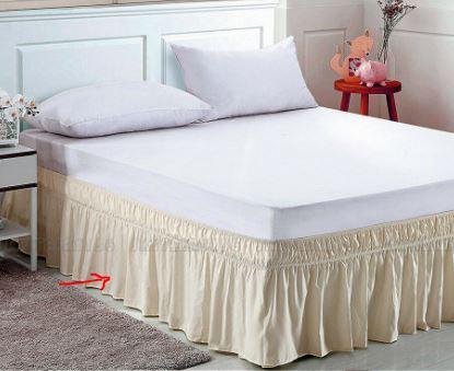an image illustration of a bed skri