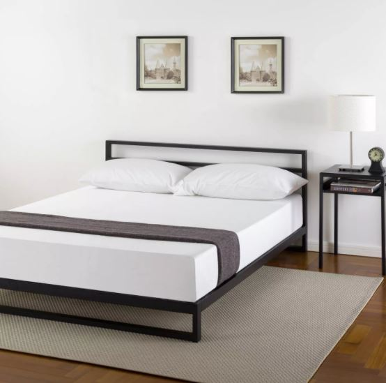 are bed frames necessary for bedrooms?