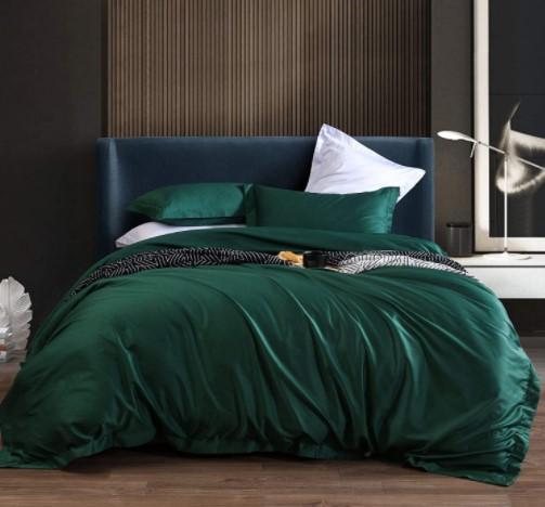 emerald green duvet cover king size