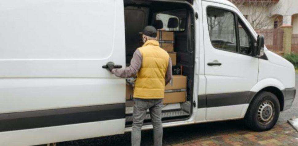 can queen bed fit in cargo van
