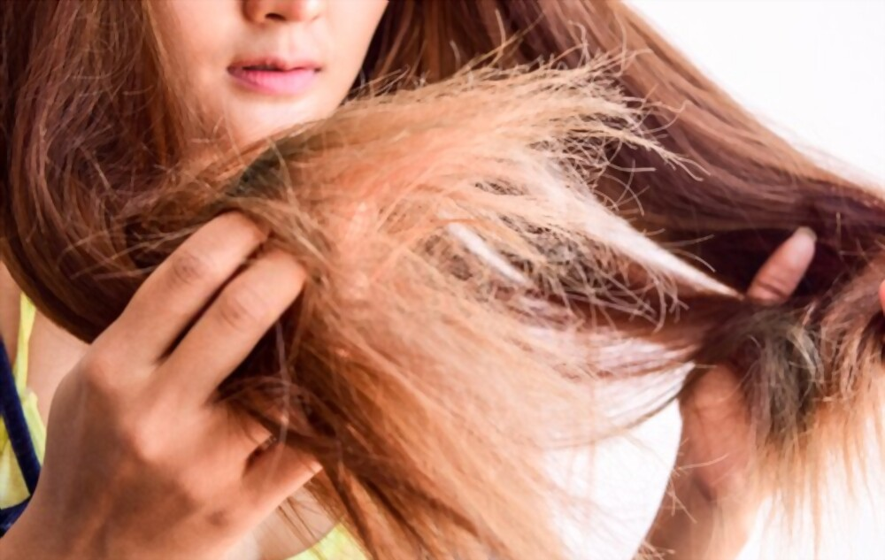 satin made of artificial fiber not good for hair